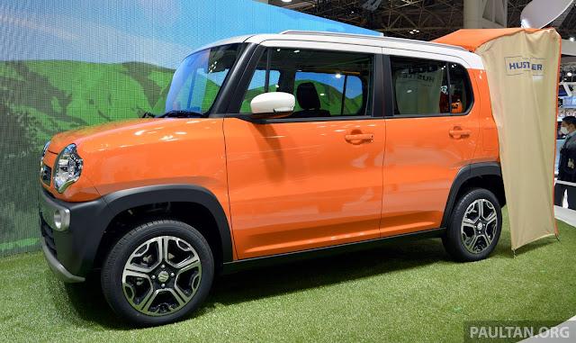 Suzuki Hustler Sulit Dipasarkan Di Indonesia