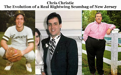 Chris Christie felon funny