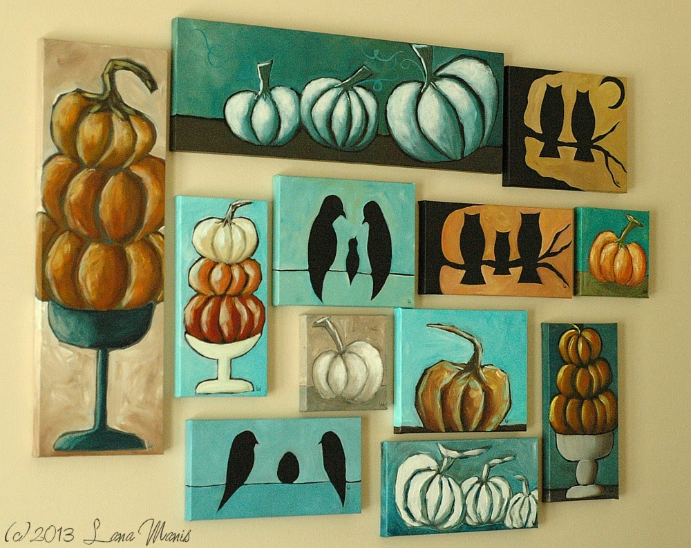 Autumn Artwork for Your Home