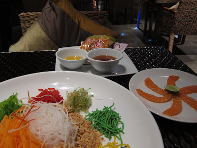 Yee Sang at KL