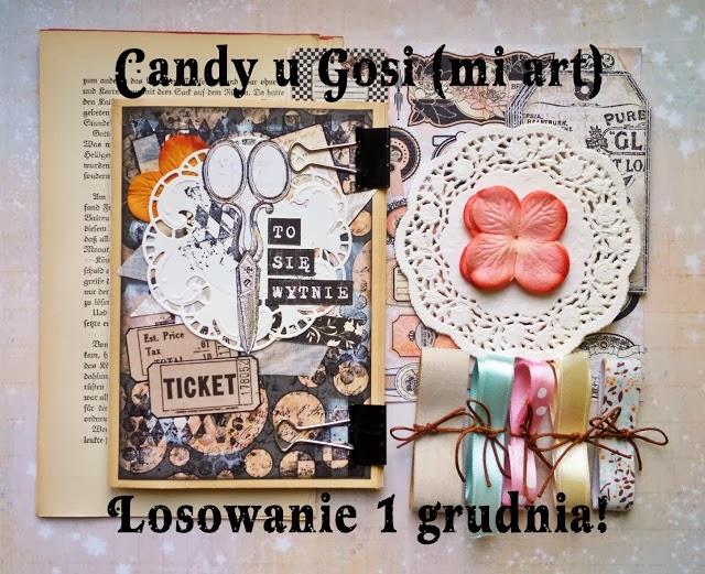 Candy u Gosi!