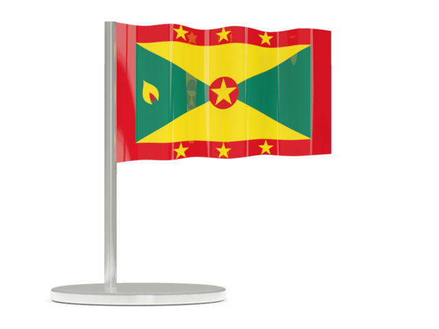 Graafix Flag Of Grenada