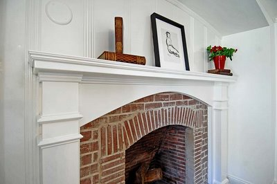 Brick Fireplace Surrounds6