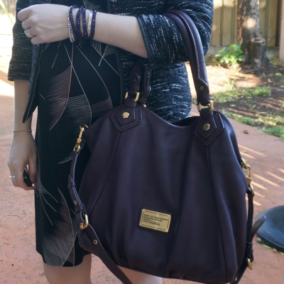 AwayFromBlue | Workwear Marc By Marc Jacobs Carob Brown Fran Bag
