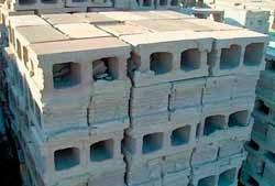 bloque de hormigón