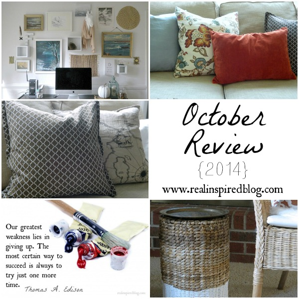 October Review {2014}