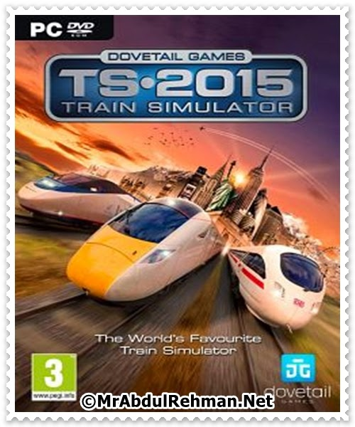 Train Simulator 2015 PC Game Free Download Full Version