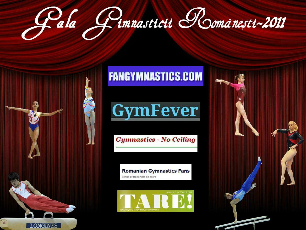 gala gimnasticii romanesti 2011