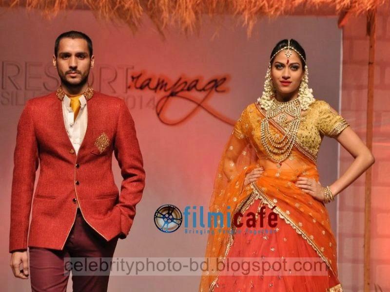 Bangladeshi+Somani%2527s+Resort+Ramp++Silhouettes+2014+Hot+Ramp+Girls+Fashion+Show+Photos+002