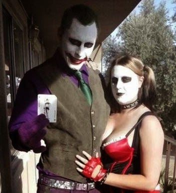 Las Vegas Husband-wife cop killers joker pic
