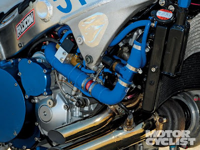 Motor Moto Naked Hayabusa