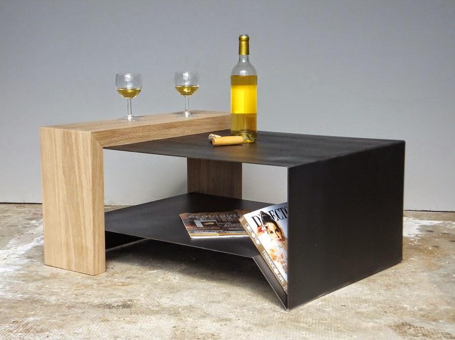 La fabrique d co bois design et m tal le cr ateur fran ais mobibois - Tables basses modulables ...