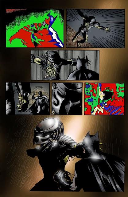 Бэтмен тупик batman dead end 2003 - смотреть