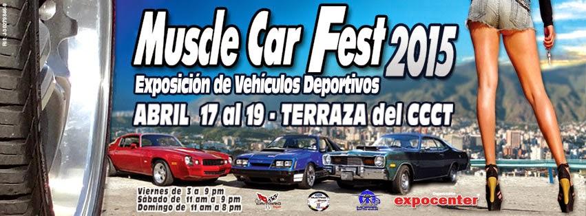 club camaro mustang ccct muscle car fest caracas 2015