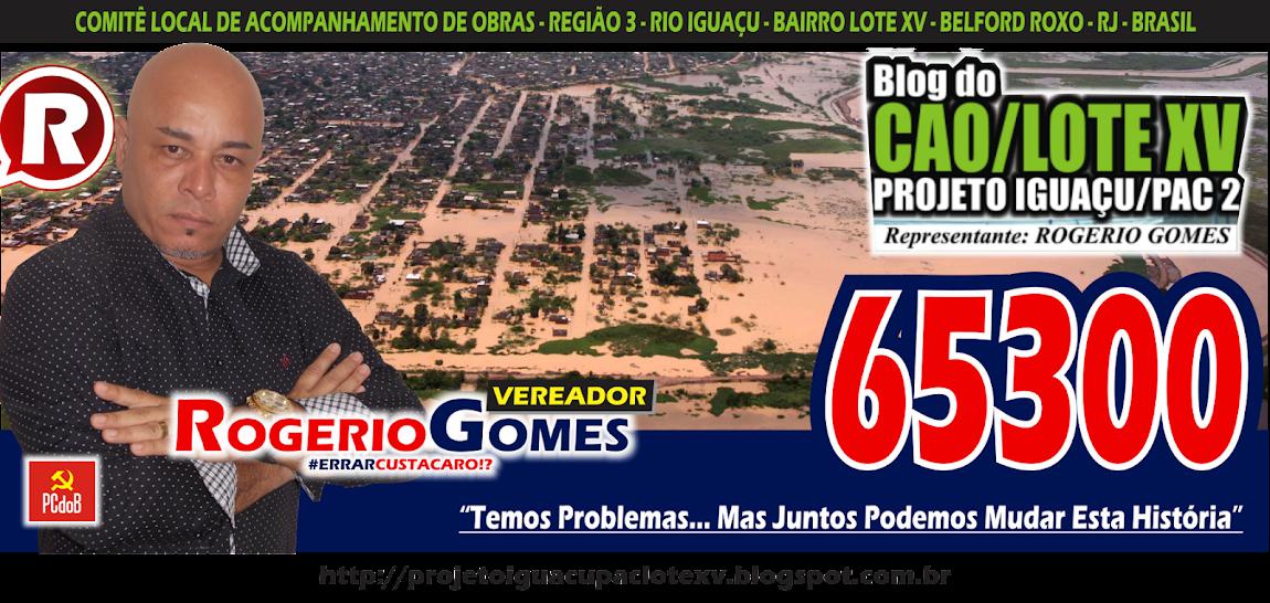 PROJETO IGUAÇU (PAC) LOTE XV - BELFORD ROXO