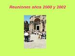 VIDEOS REUNIONES AÑOS 2000 y 2002