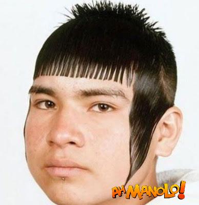 Os 10 piores cortes de cabelo