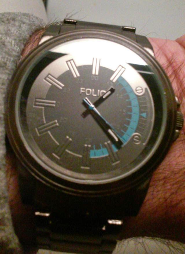 The Watch Dude Watch Review Mens Folio Analog Quartz