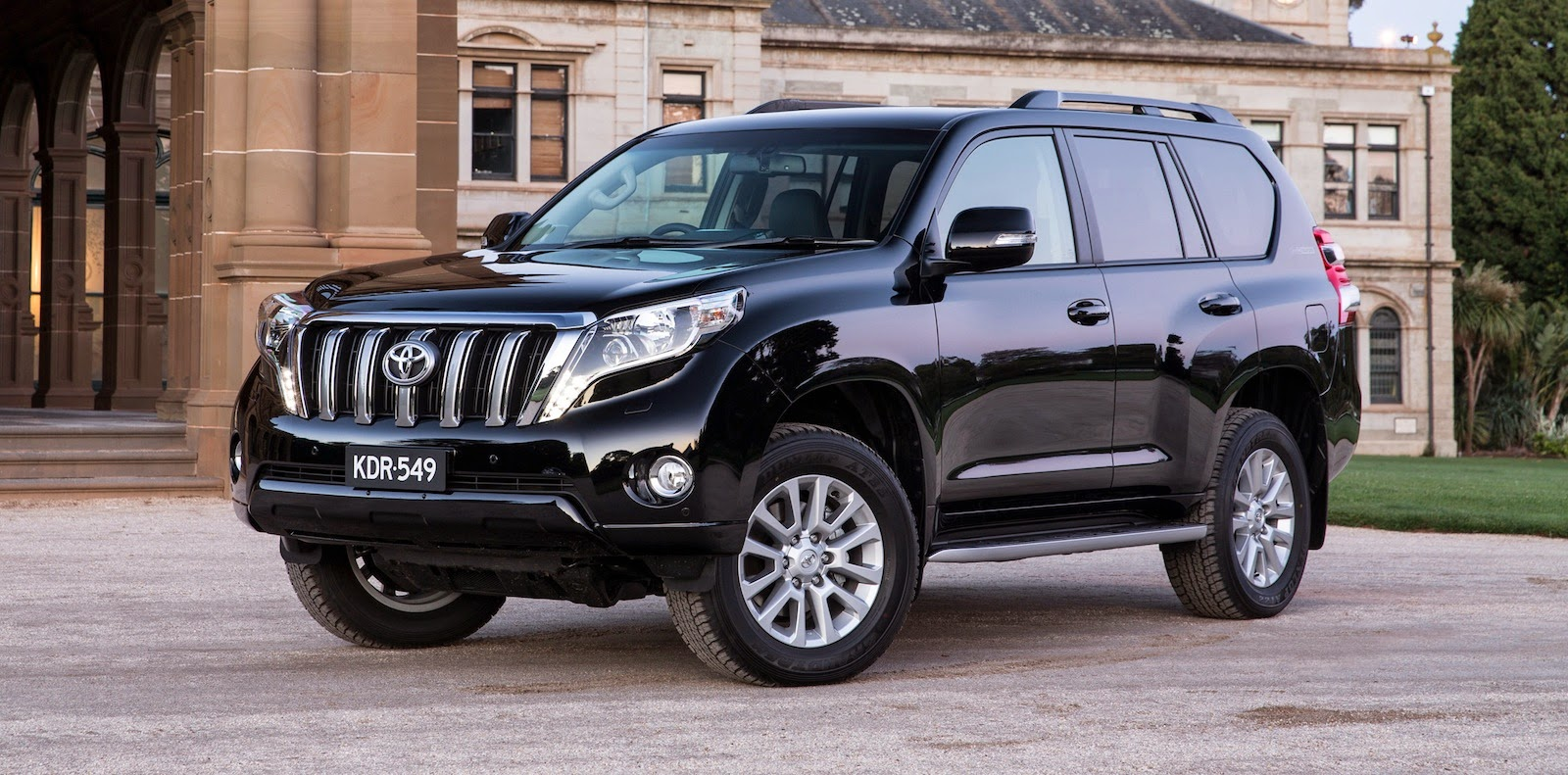 Toyota Land Cruiser 2014 Automobile Car Reviews