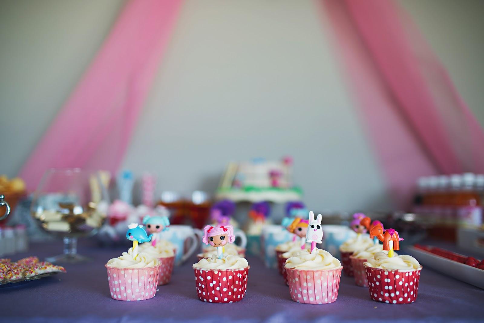 A Lalaloopsy Birthday Party