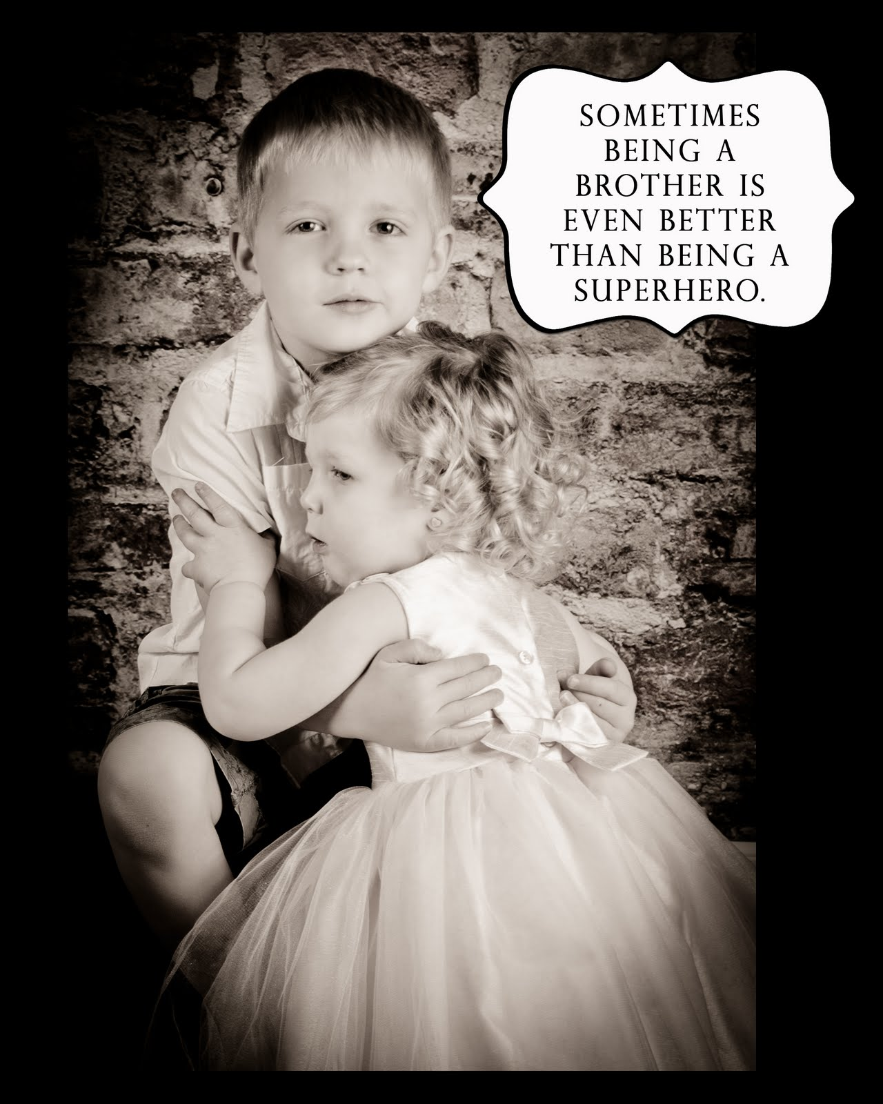 Brother And Sister Love Quotes Quotes About Sisters Protecting Brothers Big Brother Protecting