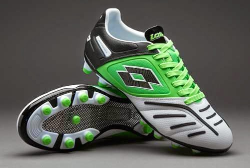 Lotto Stadio Potenza V 200 FG Football Boots
