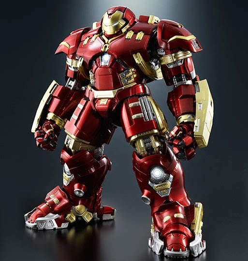 S.H.Figuarts Iron Man Mark44 Hulkbuster Super Alloy Version