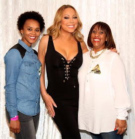 Gira  de Mariah Carey
