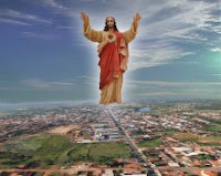 CORAÇÃO DE JESUS E CACULÉ
