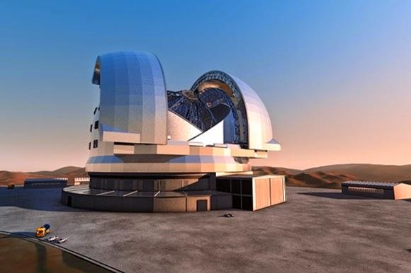 Teleskop Raksasa Untuk Menemukan Peradaban Luar Bumi Segera Dibuat