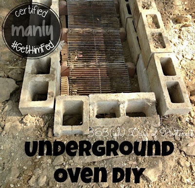 DIY Underground Oven from www.anyonita-nibbles.com