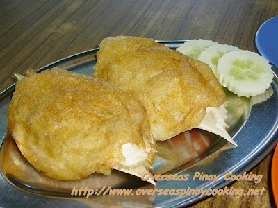 Malaysian Stuffed Crab