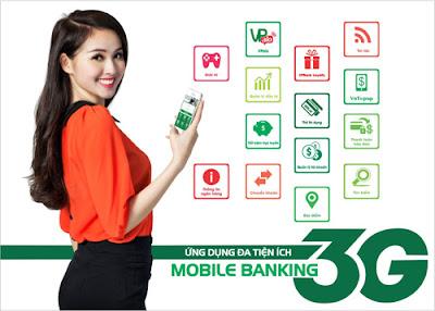 ứng dụng mobile banking vpbank