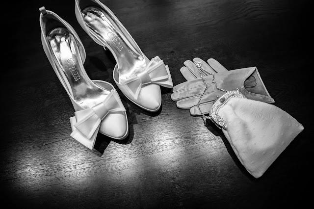 Penrose bruidsschoenen