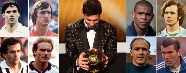Lionel Messi, el mejor jugador de la historia