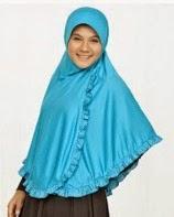 Jual Jilbab Elthof Ruby Pekanbaru