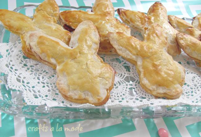 Lemon Bunny Pies - Hand Pies