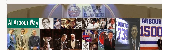 NEW YORK ISLANDER FAN CENTRAL