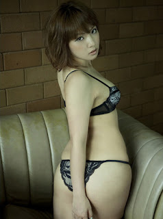 Kayo Noro Japanese Sexy Idol Sexy Bra Hot Photo Gallery 9