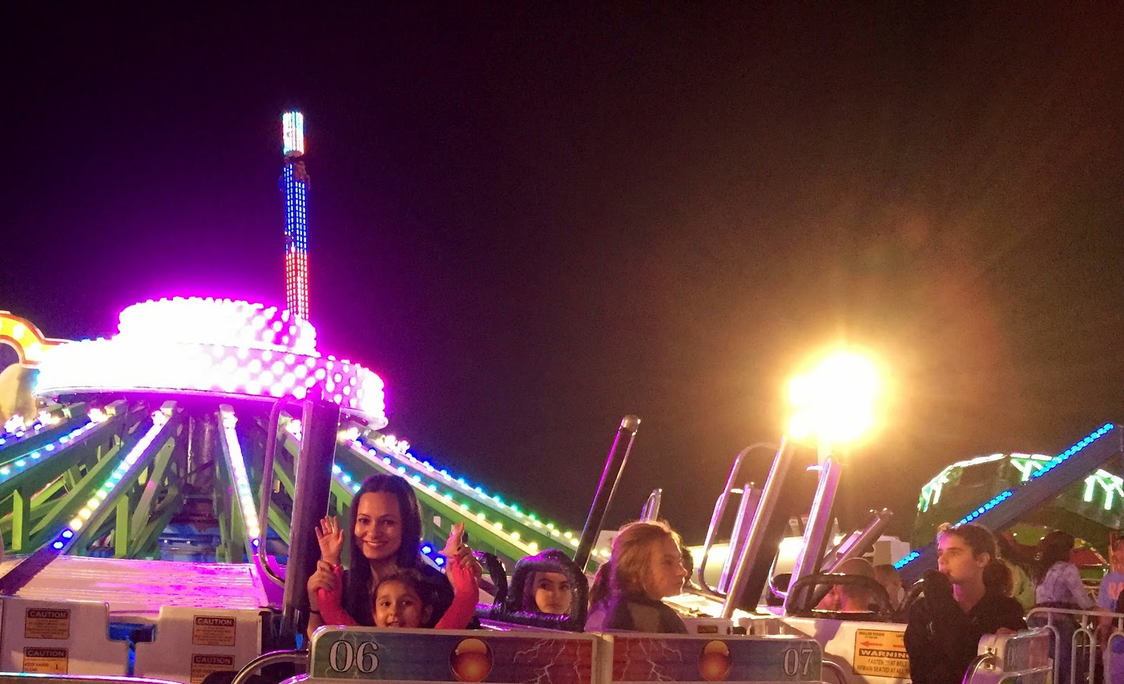 South Florida Fair 2015 food family rides music www.sandysandhu.co