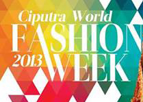 Ciputra World Fashion Week 2013