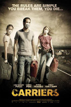Ver Infectados (Carriers) (2009) pelicula online
