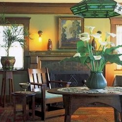 Historic Period Interior Design and Home Decor: Chazz's Interior ...