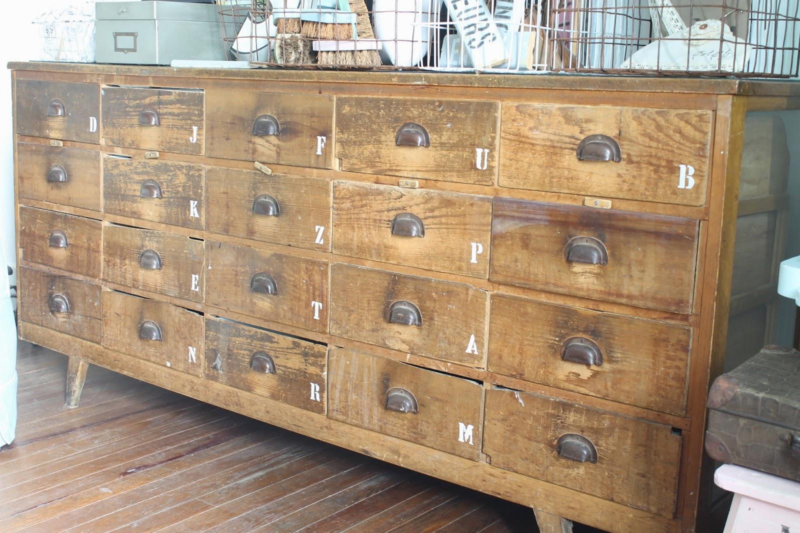 antiguo mueble de mercer a deco marce tienda