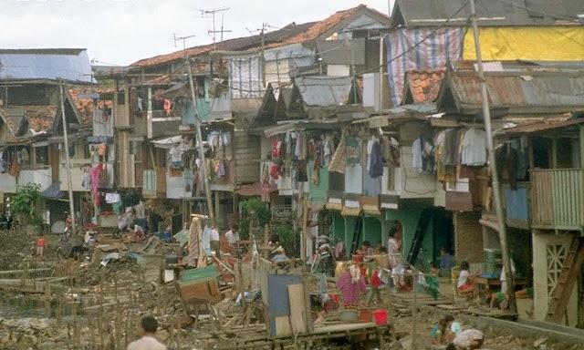 Kemiskinan di Pusat Perkotaan