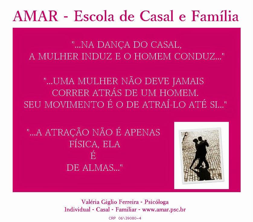 A DANÇA DO CASAL...