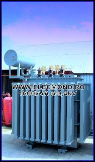 Transformator 1600 kVA 6/0,4kV, transformator de putere 1600 kVA 6/0,4kV , transformatoare , transformatoare de putere , transformator electric trifazat , Elecmond Electric