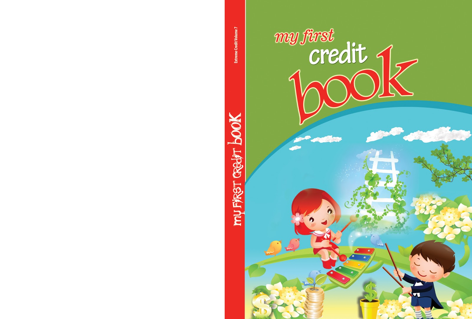 Children Book Cover Page : Creative design book cover designs e covers