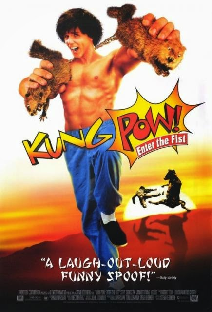 Kung Pow! Enter the Fist Dustin Off The Reels Kung Pow Enter the Fist Review