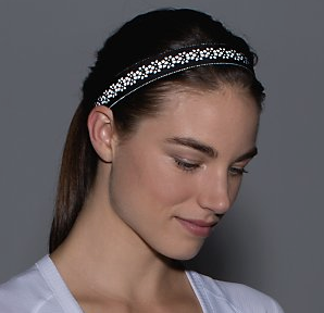 lululemon run and reflect headband